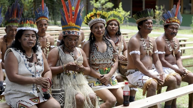 Indigene Völker.