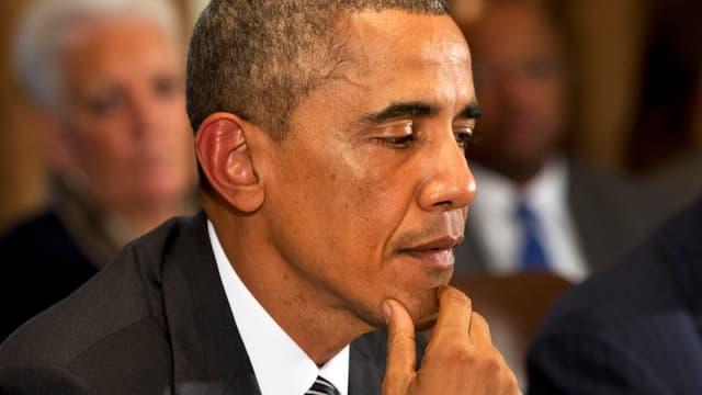 Eine Aufnahme von US-Präsident Barack Obama.