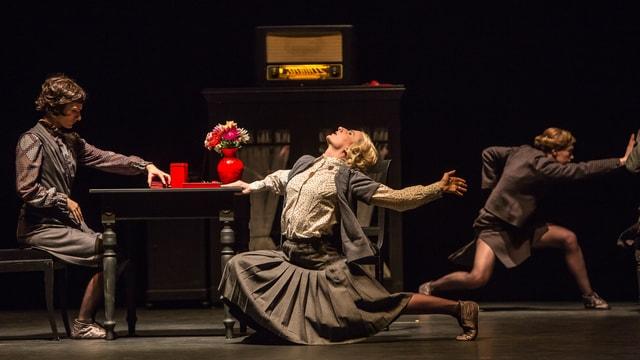 Bolero am Luzerner Theater: alte Damen kommen in Bewegung.