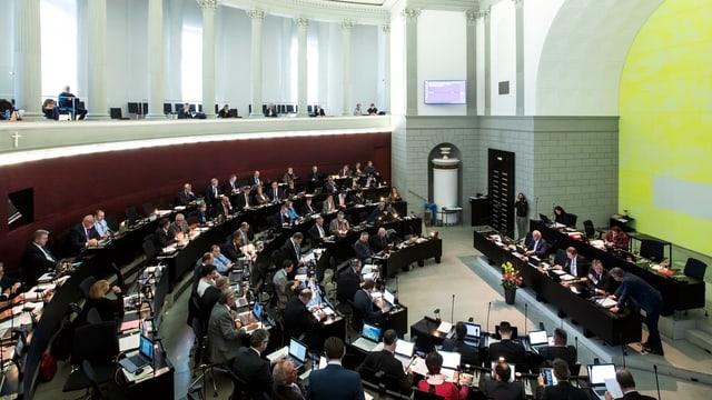 Luzerner Kantonsparlament.