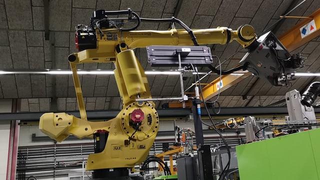 Roboterarm.
