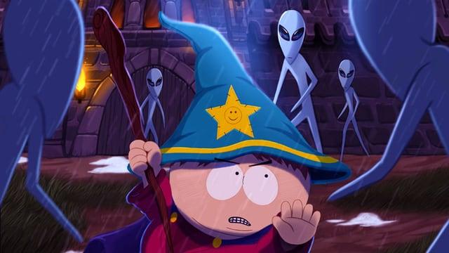 Eric Cartman kämpft gegen Ausserirdische