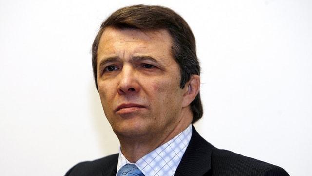 Ueli Graf, der scheidende Direktor von Pöschwies.