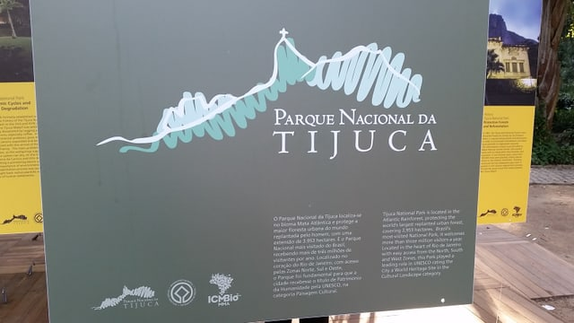 Tijuca Nationalpark