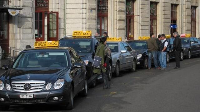 Taxischlange