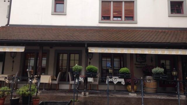 Video «Kanton Zürich – Tag 3 – Restaurant zum goldigen Winkel» abspielen