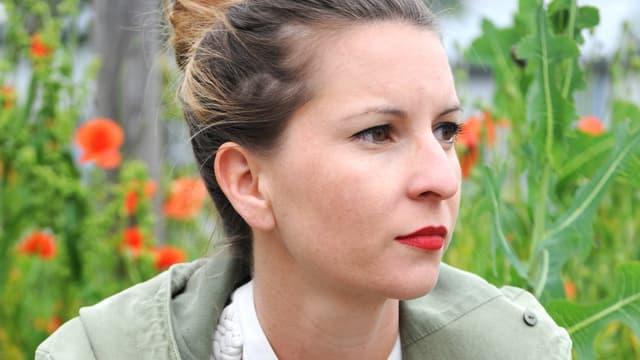 Porträt von Michèle Roten