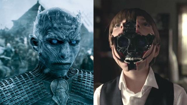 Pessimistische Weltbilder bei Game of Thrones und Westworld