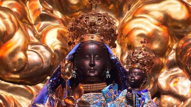 Die schwarze Madonna