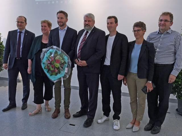 Der neue Stadtrat von Winterthur