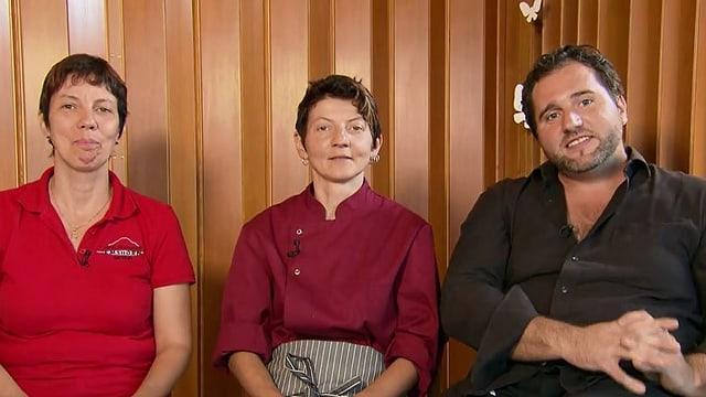 Video «Kanton Wallis – Tag 2 – Hotel Restaurant Emshorn, Oberems (WH)» abspielen