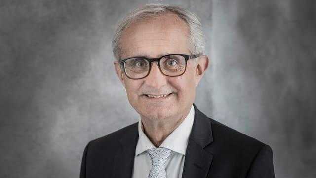 Stadtrat Nino Cozzio