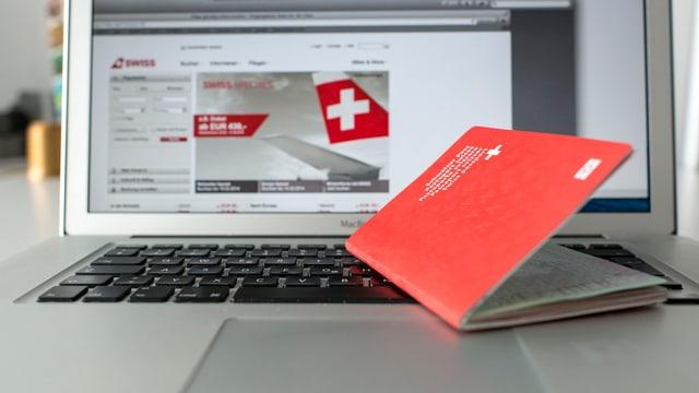 Il pass svizzer biometric.