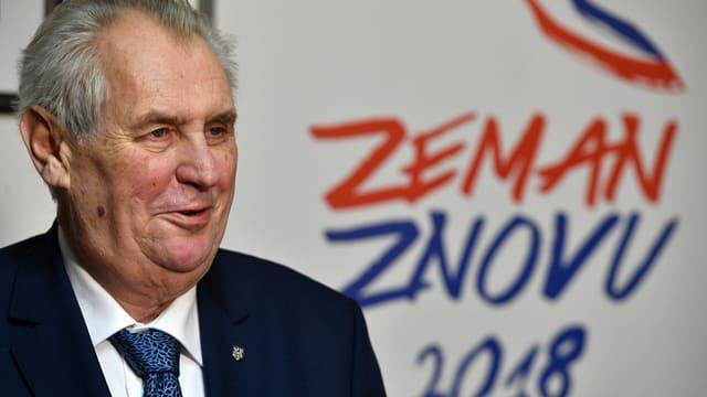 Milos Zeman ri.