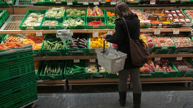 Il consum en Svizra crescha per la 5avla giada en seria.