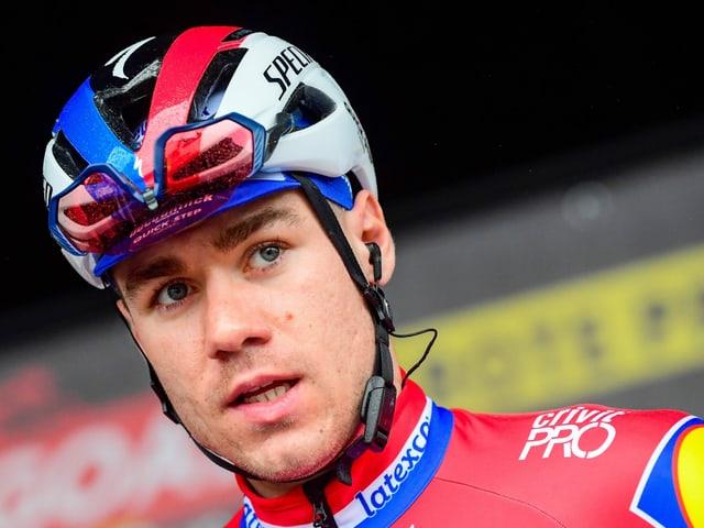 Der Niederländer Fabio Jakobsen.