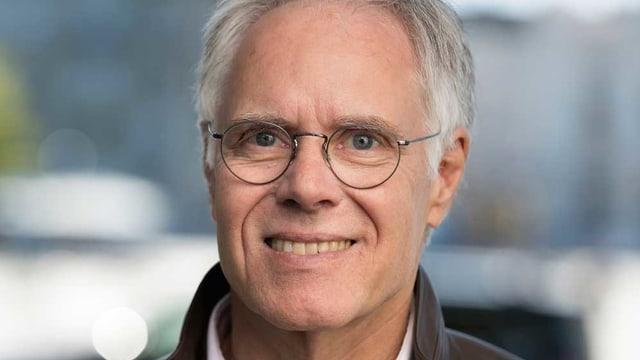 Alt Bundesrat Moritz Leuenberger