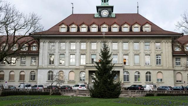 Hauptsitz des Berner Energieunternehmens BKW
