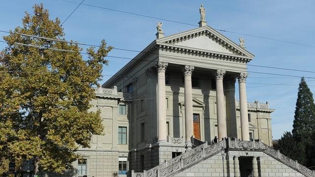 Stadthaus Winterthur.