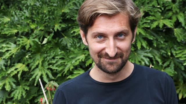 Porträt Mirko Bischofberger