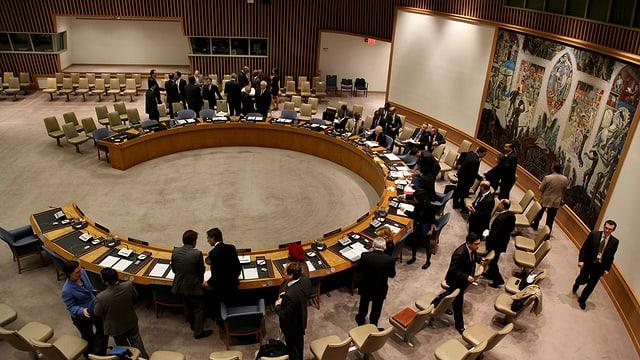 Anc oz vul il cussegl da segirtad da l'ONU votar sur d'ina resoluziun per schliar las sancziuns cunter l'Iran.