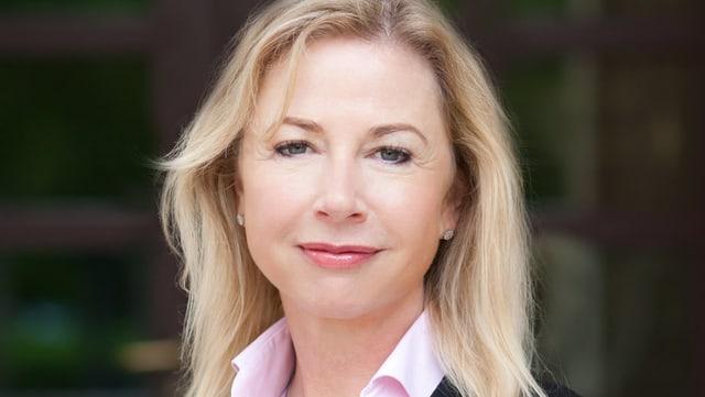 Anne Connelly, Gründerin der «Fondsfrauen»