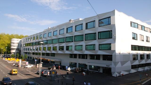 Die neue Uni Luzern von aussen