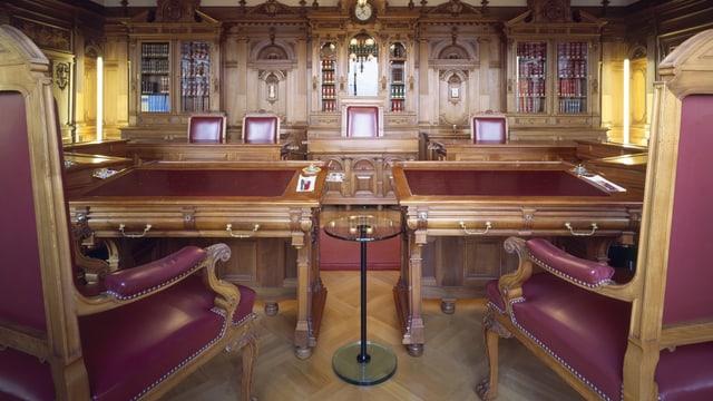 Der Aargau ist im Bundesrat untervertreten