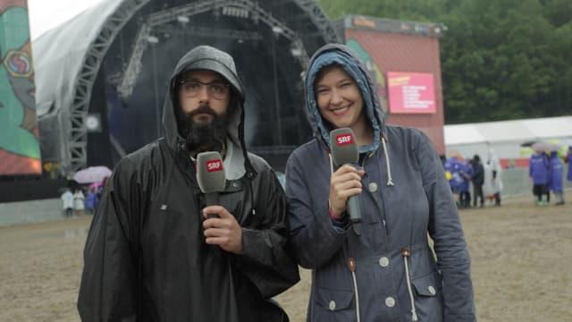 Video «Virus am Open Air St. Gallen 2014» abspielen
