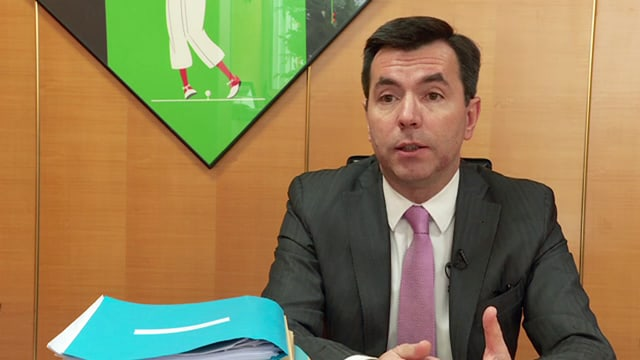 Anwalt Xavier Vahramian