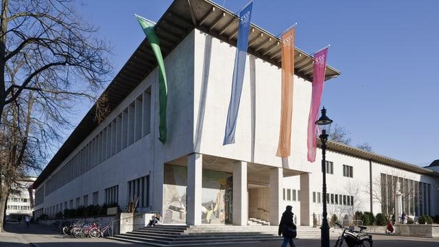 Kollegienhaus der Uni Basel