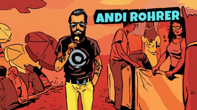 Andi Rohrer ist Festival erprobt und testet für euch 8 Schweizer Festivals.
