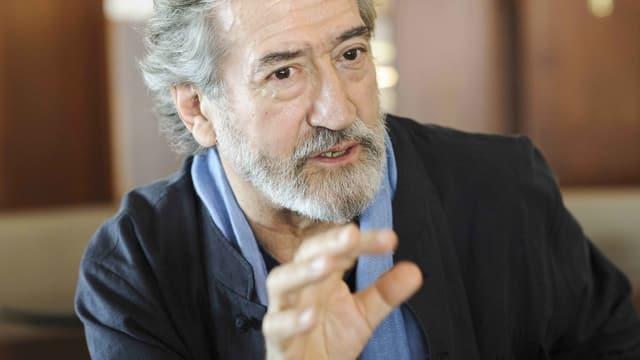 Ein Porträt von Jordi Savall