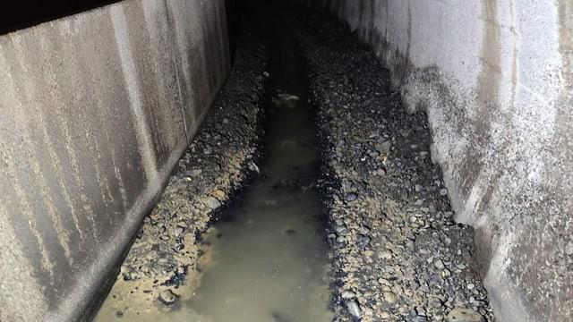 Kanalisation in Baden