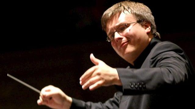Il dirigent Philippe Bach.