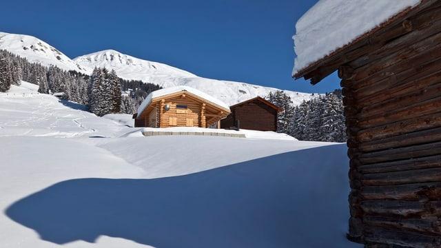 Per exempel per cun skis.