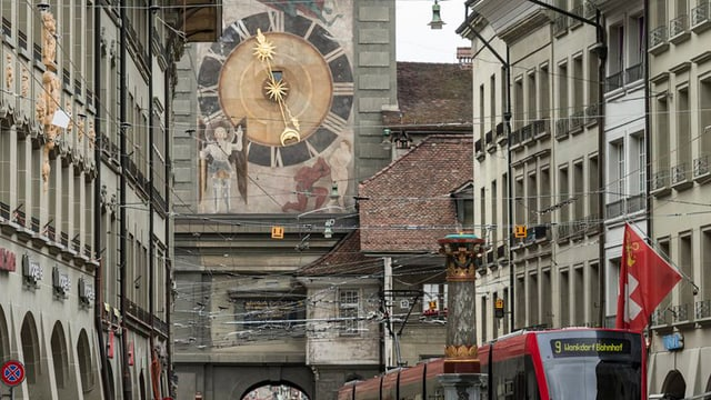 Käfigturm in Bern