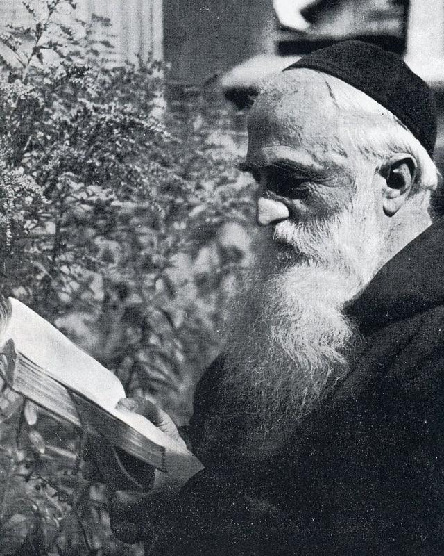 Pader Alexander Lozza legend il brevier