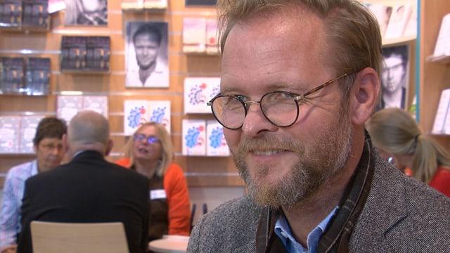 Video «Ein Spezial zum Schweizer Buchpreis 2016» abspielen