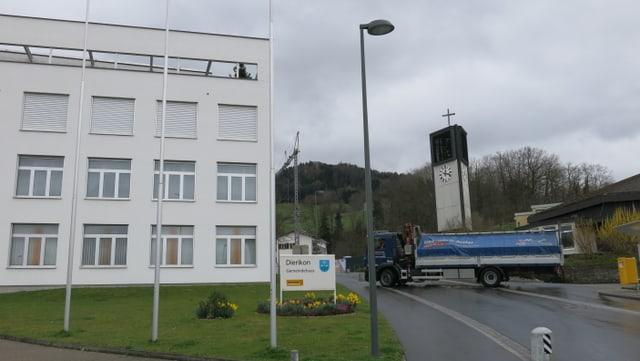 Gemeindehaus Dierikon.