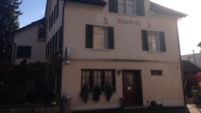 Video «Kanton Zürich – Tag 5 – Restaurant Wybergli» abspielen