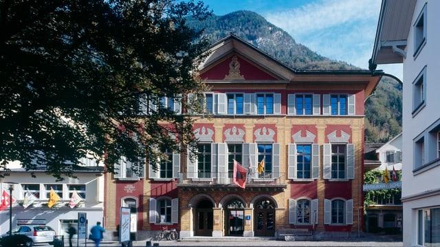 Das Theater Uri in Altdorf.