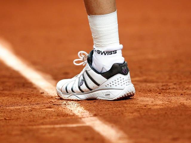 Schuh von K-Swiss