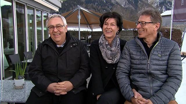 Video «Kanton Graubünden – Tag 4 – Restaurant Triangel, Paspels» abspielen