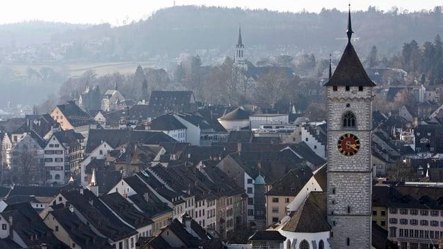 Kirchturm in Altstadt