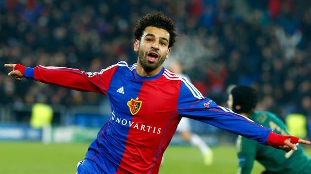 Mohamed Salah lief gegen Chelsea fast schon traditionsgemäss zur Höchstform auf.
