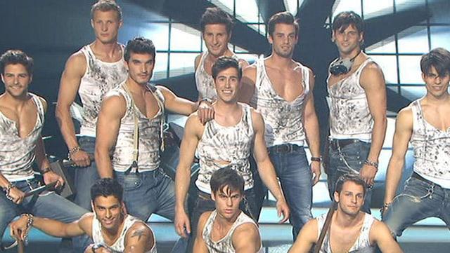 Die Mister-Schweiz-Kandidaten 2011