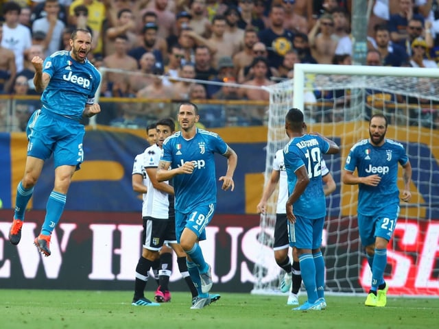 Fussball aus den Topligen - Juventus ohne Sarri siegreich – Real mit Bale sieglos