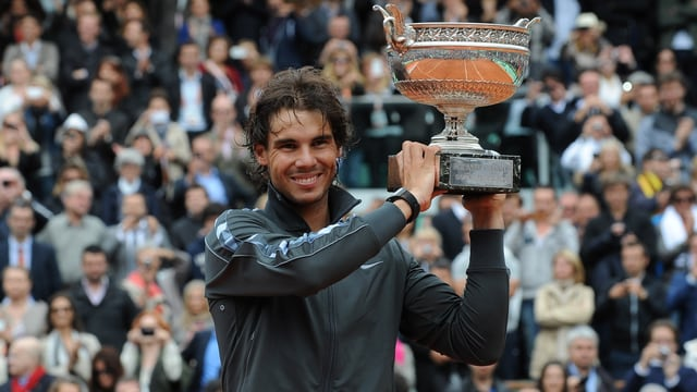 Rafael Nadal gewinnt zum 7. Mal die French Open.