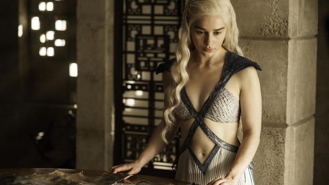Szene aus «Game of Thrones» mit Daenerys